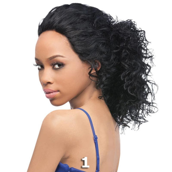 Outre Synthetic Hair Pre-Styled Lace Front Wig - HIGH TIE DIAMOND