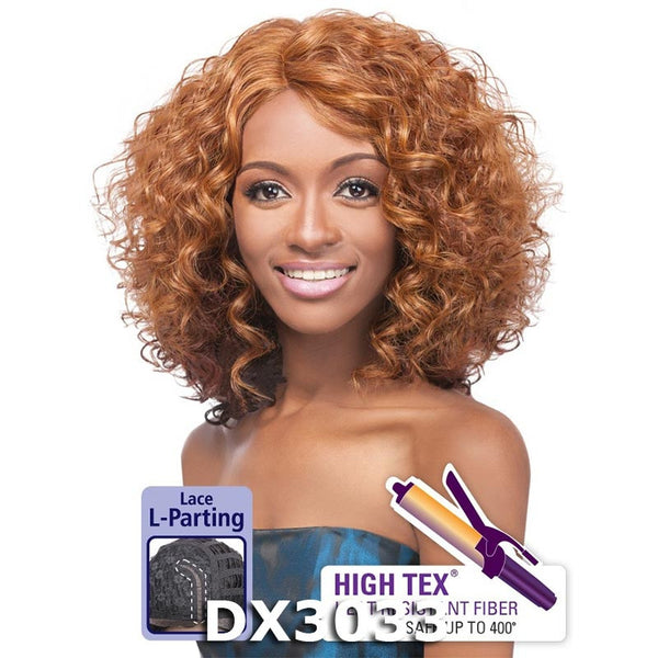 "Outre Synthetic Hair ""L"" Part Lace Front Wig - DEMI"