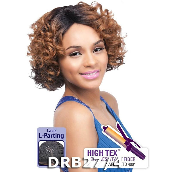 "Outre Synthetic Hair ""L"" Part Lace Front Wig - LEXY"