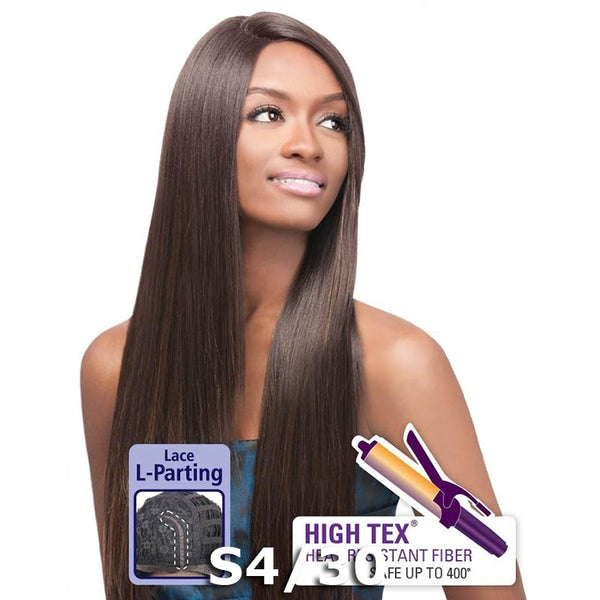 "Outre Synthetic Hair ""L"" Part Lace Front Wig - MONA"