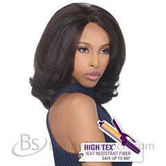 Outre Futura Hair Lace Front Wig - ONYX