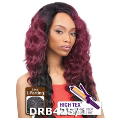 "Outre Batik Bundle Hair ""L""- Part Lace Front Wig - TAHITIAN"