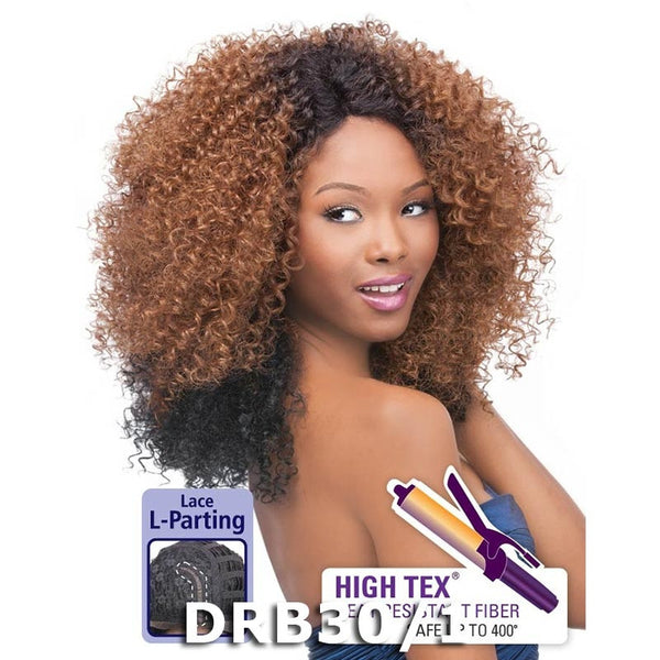 "Outre Synthetic Hair ""L"" Part Lace Front Wig - TRINA"