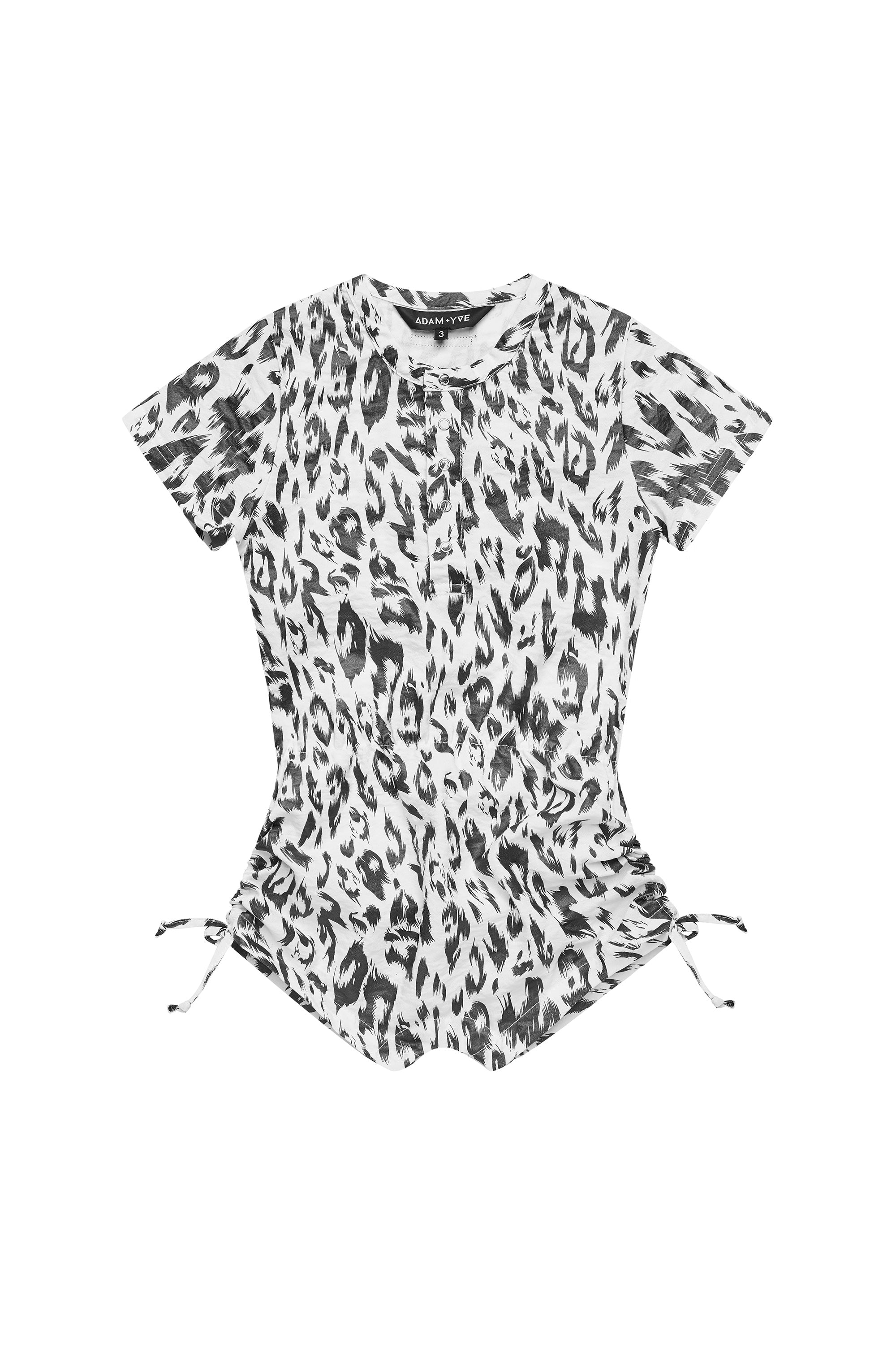 Lotty Leopard Romper