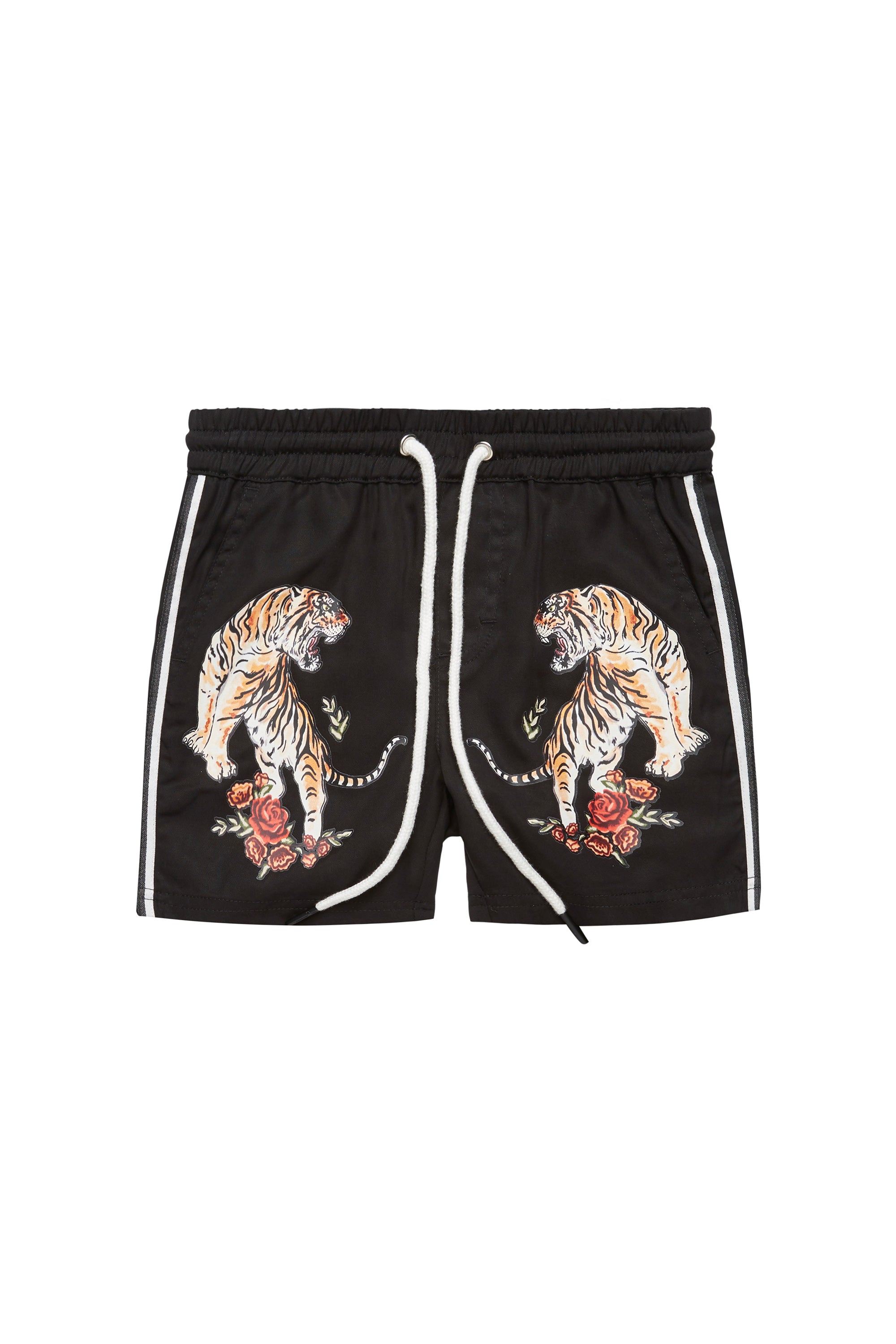 Black Tiger Shorts