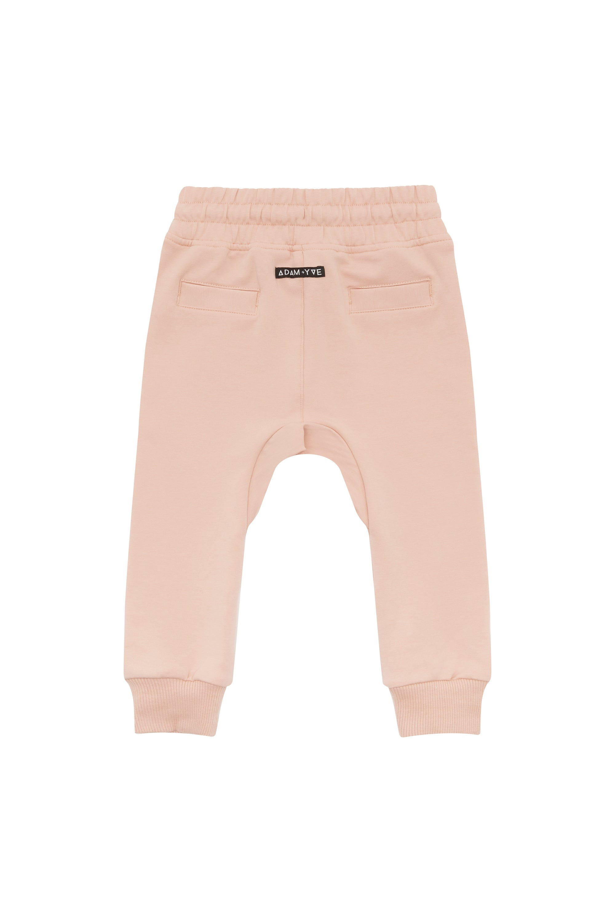 Dusty Pink Jogger Pants
