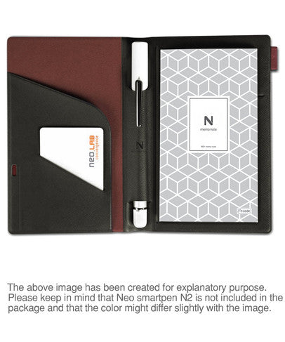 N Holder is a stylish portfolio to store your Neo smartpen N2