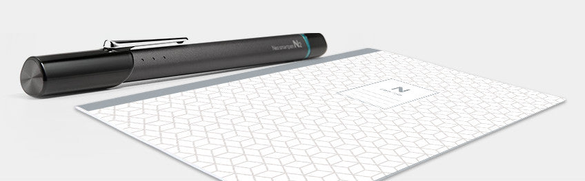 Neo smartpen N2 is comfortable to hold