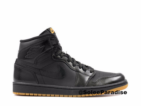 Jordan 1 OG Black Gum Bottom