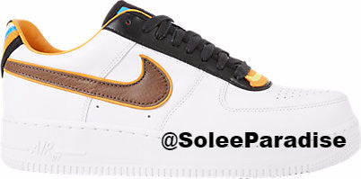 the latest f1fd9 5dcad Nike Air Force One Riccardo Tisci Low White