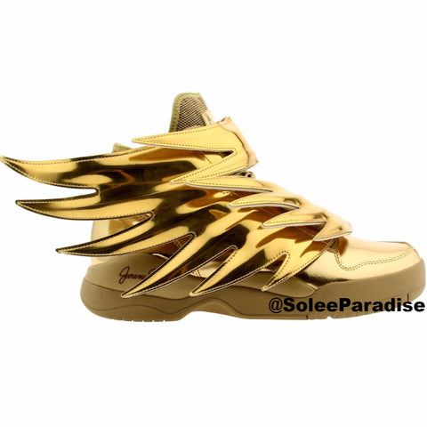 Jeremy Scott 3.0 Wings Gold