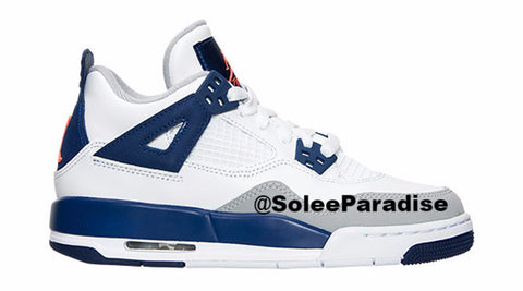 Jordan 4 Deep Royal Blue GS