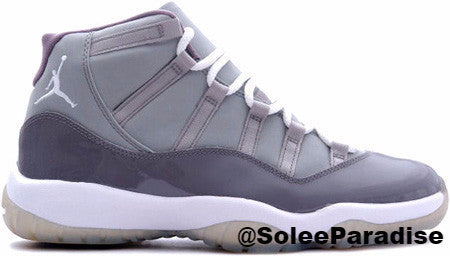 Jordan 11 Cool Grey GS