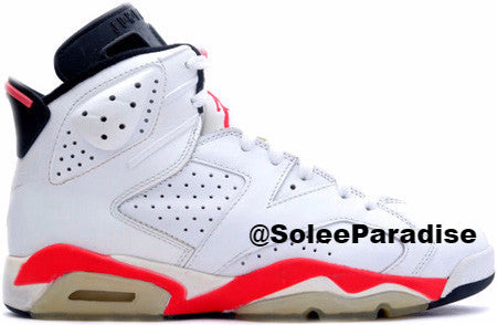 "Jordan 6 Infrared OG ""From Infrared Pack"""