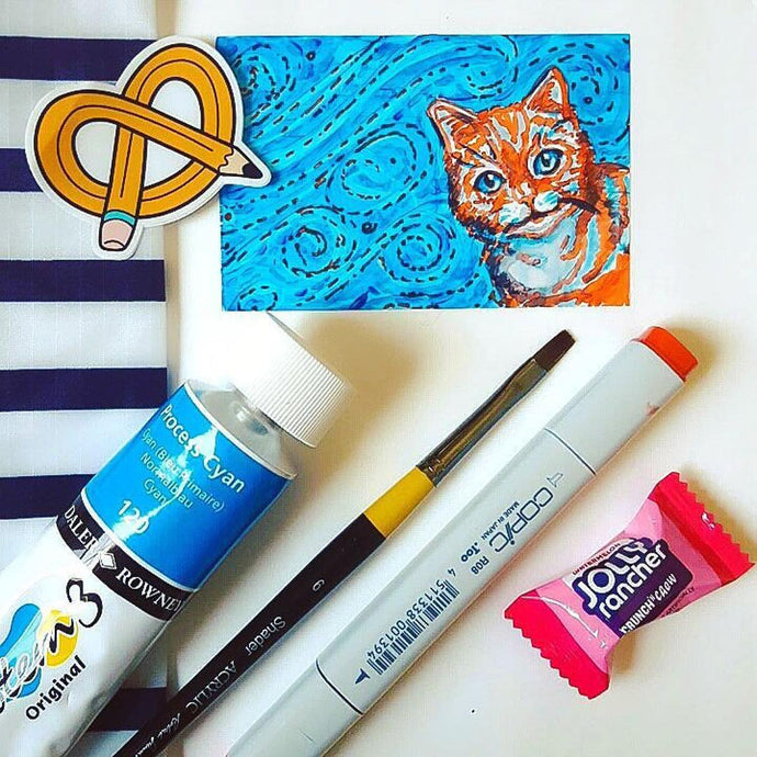 August 2016 ArtSnacks - ArtSnacks