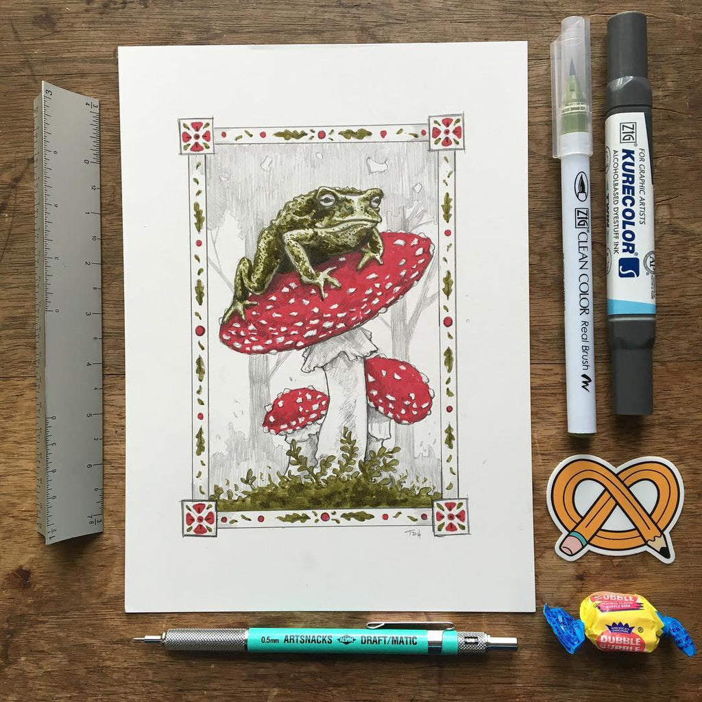 September 2016 ArtSnacks