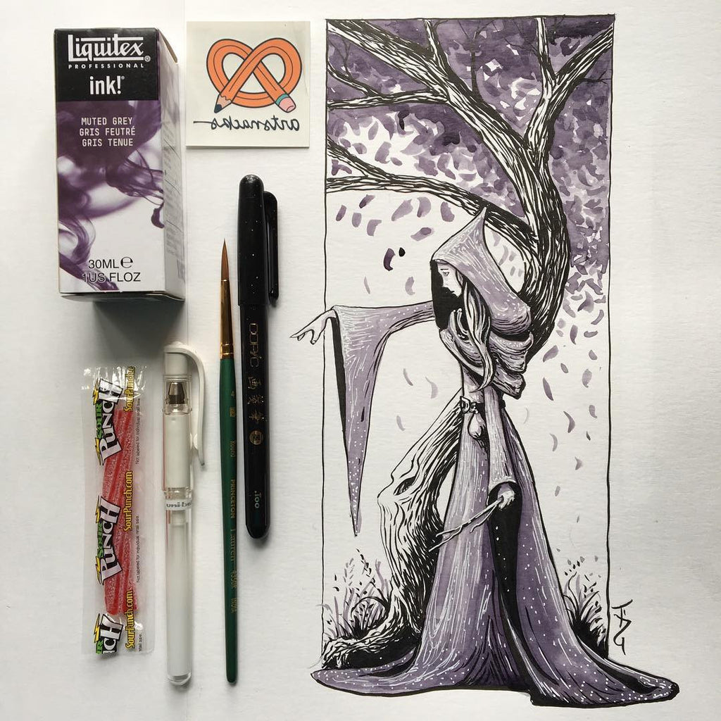 October 2016 ArtSnacks