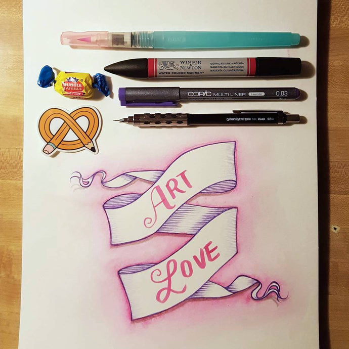 April 2017 ArtSnacks - ArtSnacks