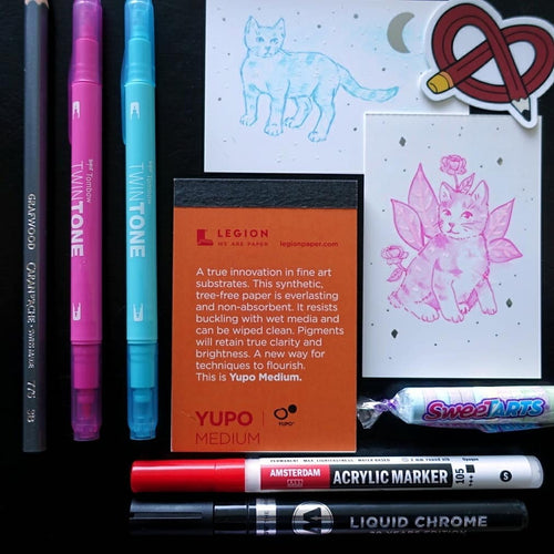 November 2017 ArtSnacks