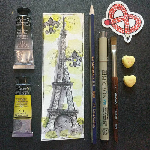 February 2018 ArtSnacks - ArtSnacks