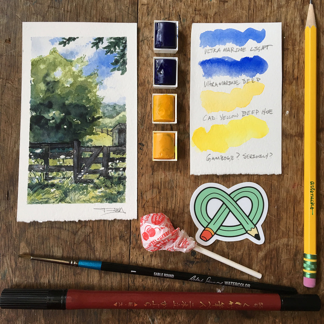 August 2018 ArtSnacks - ArtSnacks