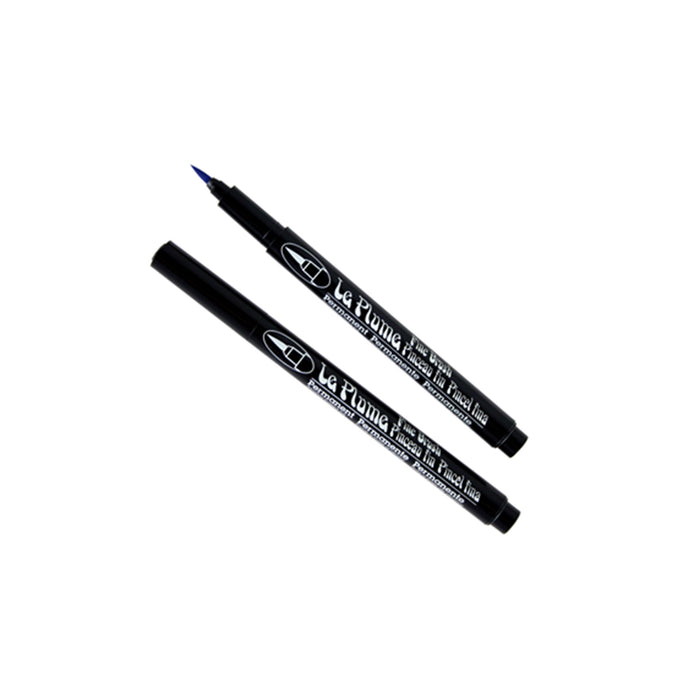 Le Plume Permanent Brush Pen by Marvy