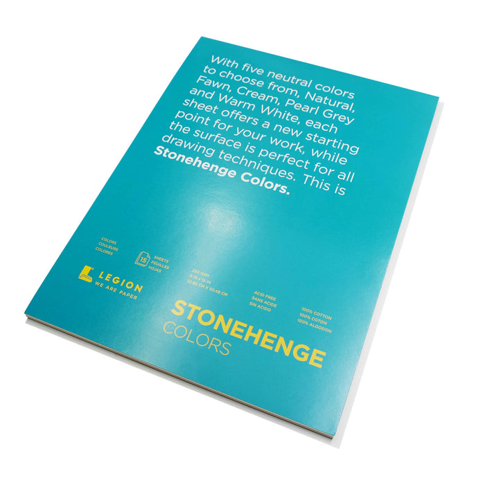 Stonehenge Colors by Legion Paper