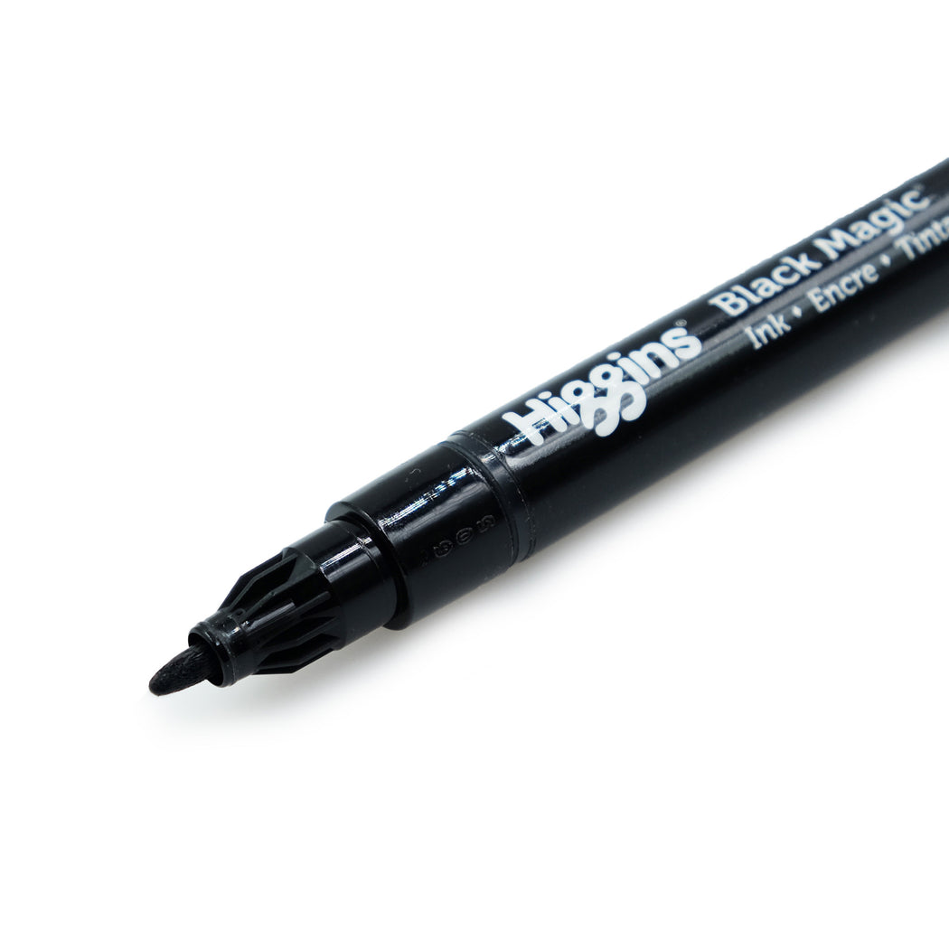 Higgins Black Magic Ink Pump Marker - ArtSnacks