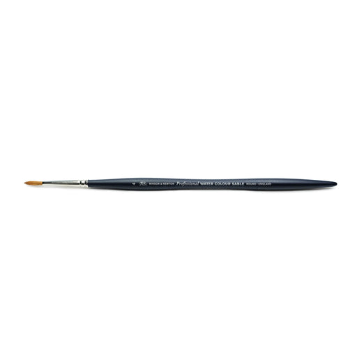Winsor & Newton Professional Water Colour Sable Brush (Round) - ArtSnacks