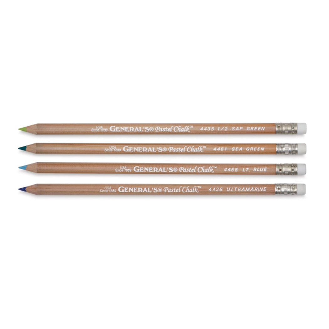 General's MultiPastel Chalk Pencil - ArtSnacks