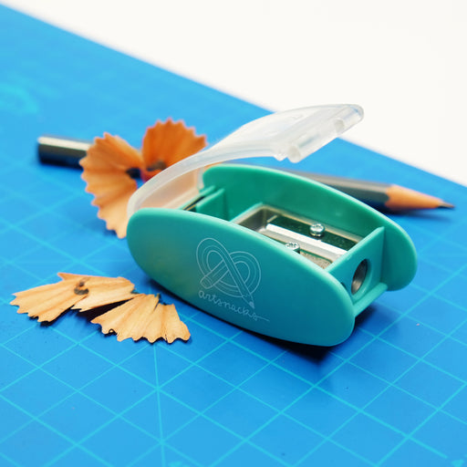 ArtSnacks + KUM Automatic Long Point Sharpener - ArtSnacks
