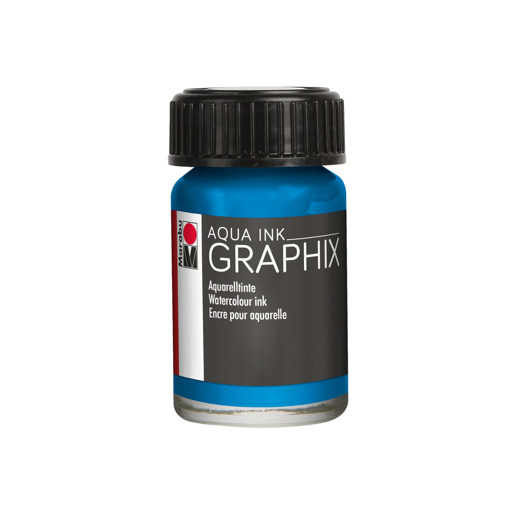 Marabu Graphix Aqua Ink - ArtSnacks