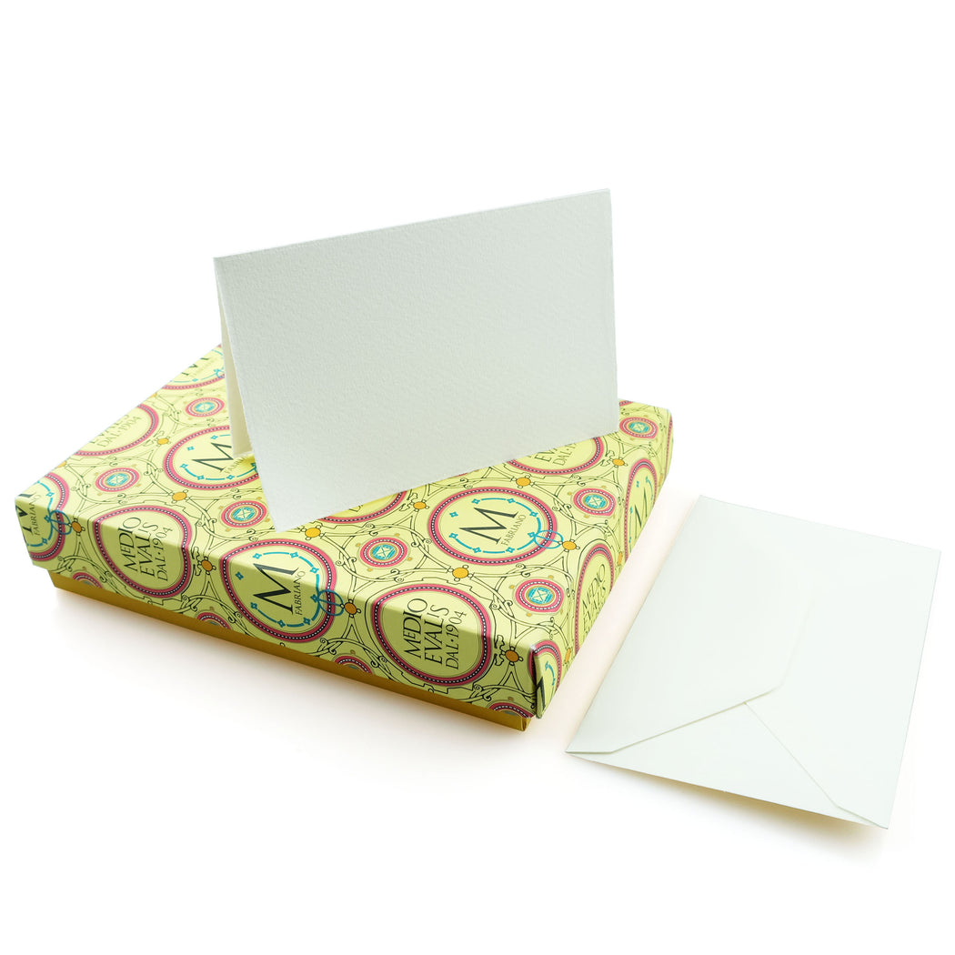 Fabriano Medioevalis Stationary, Box of 20 - ArtSnacks