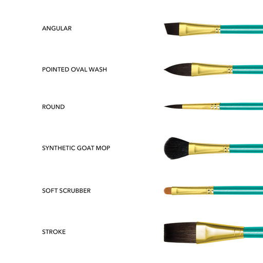 Royal & Langnickel Menta Series 88 Brush - ArtSnacks