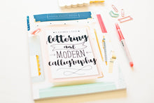 Lettering and Modern Calligraphy: A Beginner's Guide - ArtSnacks