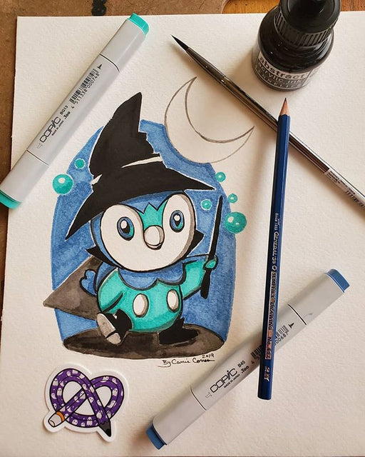 October 2019 ArtSnacks - ArtSnacks