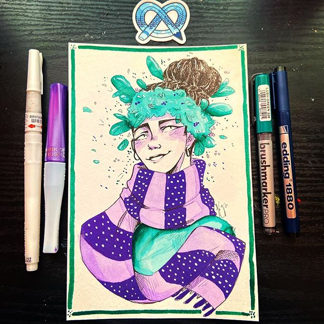 December 2019 ArtSnacks