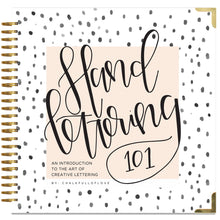 Hand Lettering 101: An Introduction to the Art of Creative Lettering - ArtSnacks