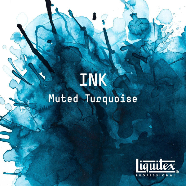 Liquitex Professional Acrylic Ink! Special Release Muted Collection