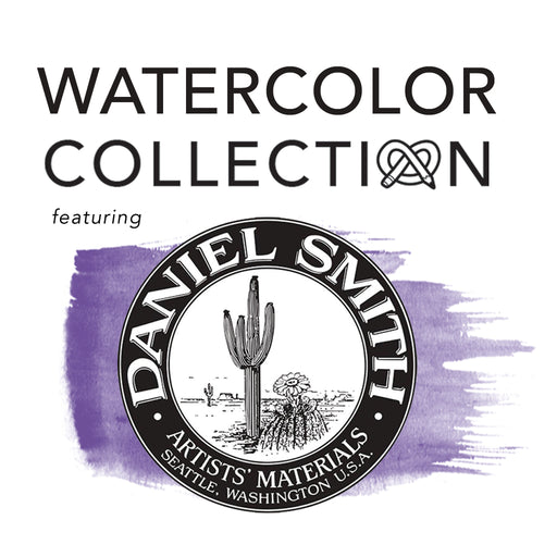 PRE-ORDER: ArtSnacks Watercolor Collection ft. Daniel Smith (Ships June 2020) - ArtSnacks