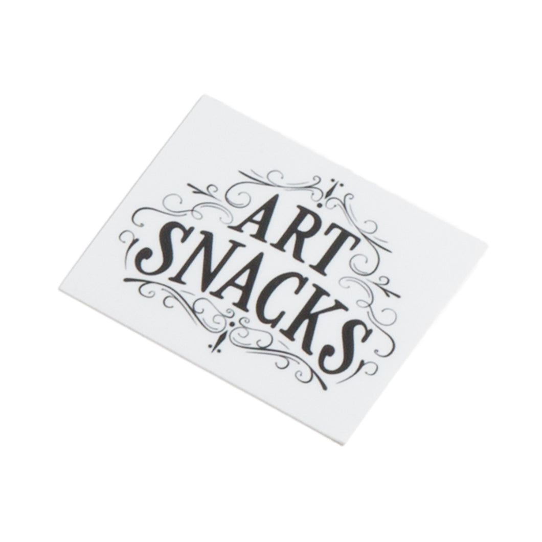 ArtSnacks Sticker - Lettering Collection - ArtSnacks