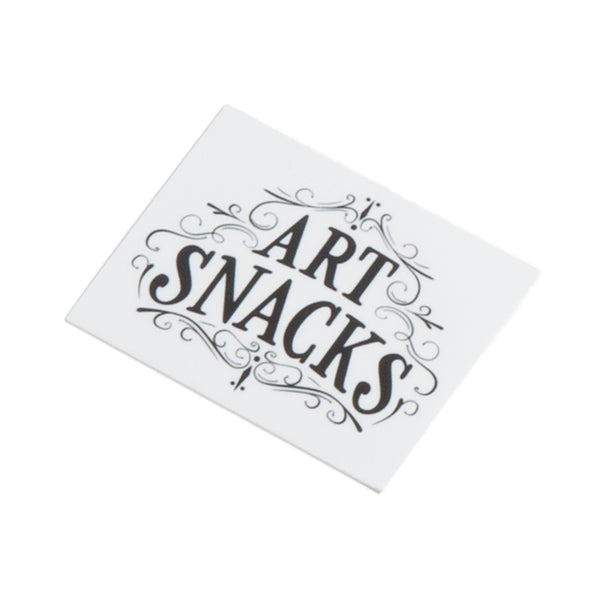 ArtSnacks Sticker - Lettering Collection