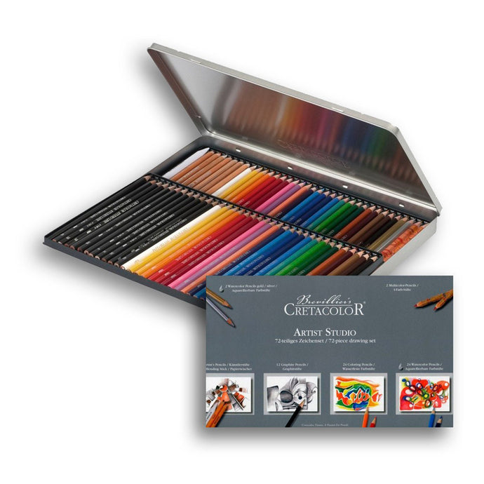 Cretacolor Artist Studio Line Colored Pencils - ArtSnacks