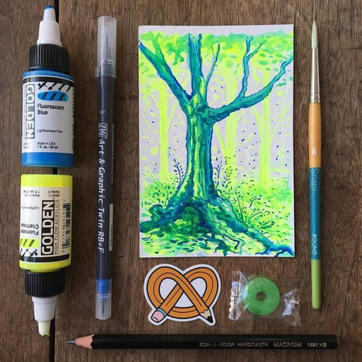 January 2017 ArtSnacks - ArtSnacks