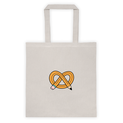 ArtSnacks Tote Bag - ArtSnacks