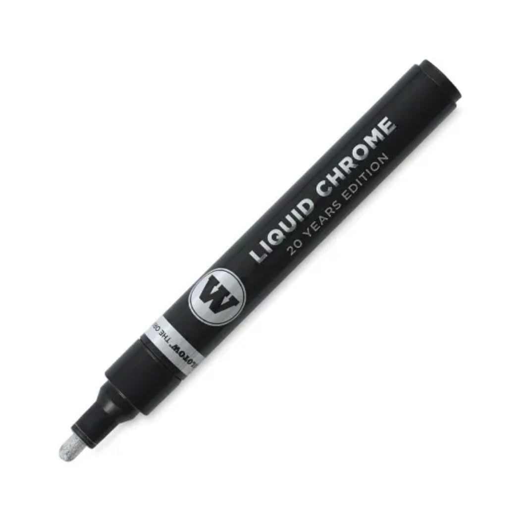 Molotow Liquid Chrome Marker, 4mm - ArtSnacks