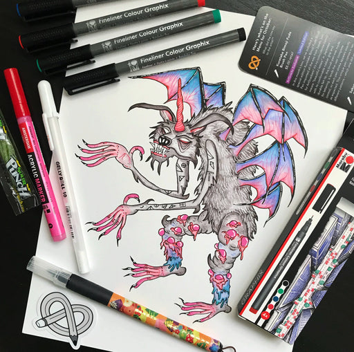 October 2018 ArtSnacks