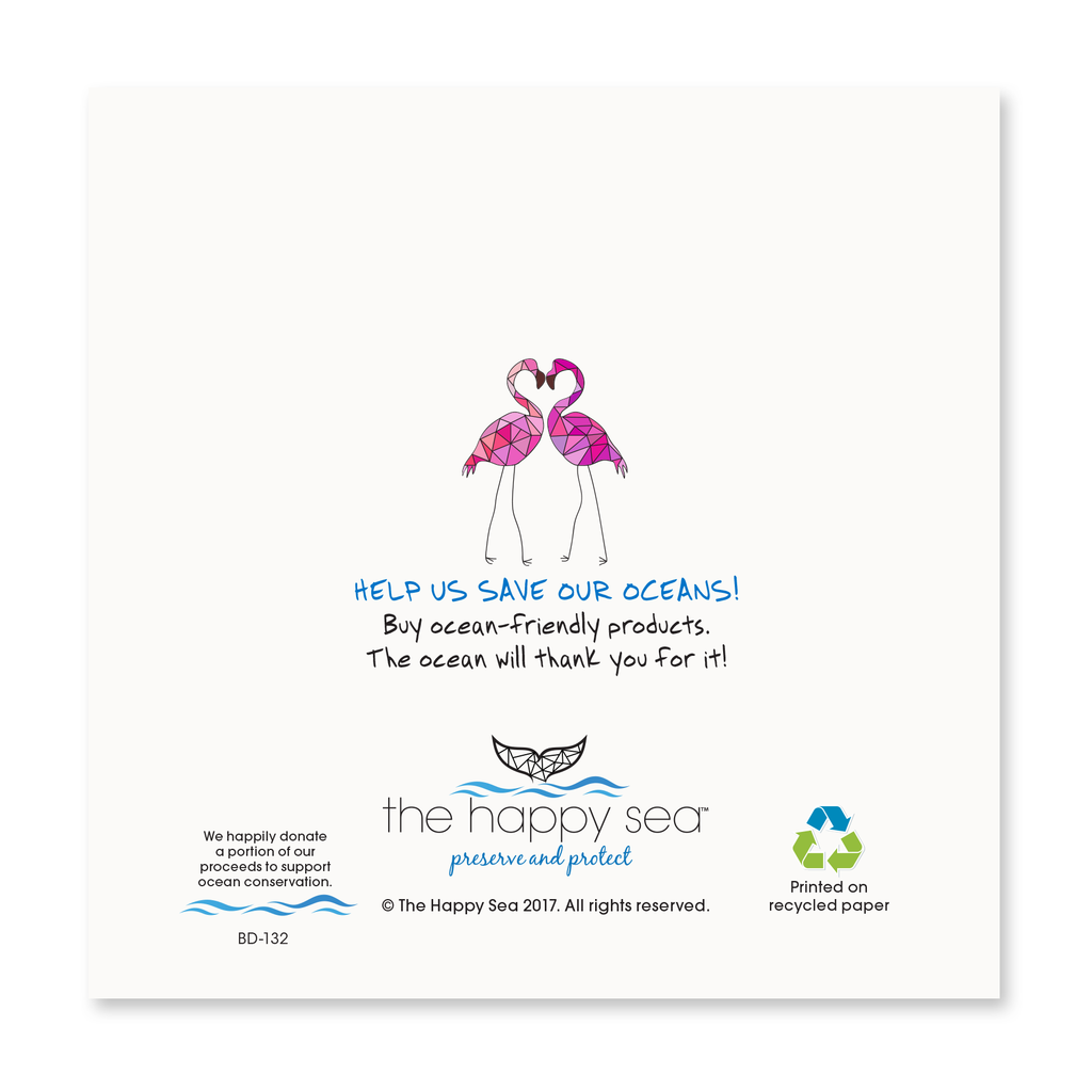 The Happy Sea - Happy birthday, Lover! Greeting Card