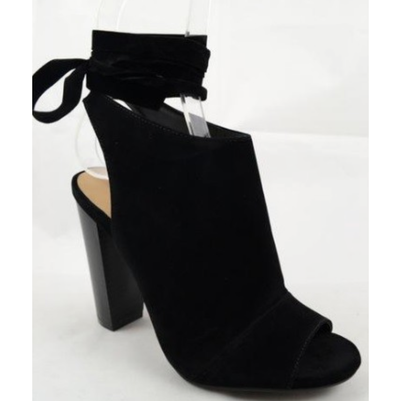 Enlighten Bootie - Black