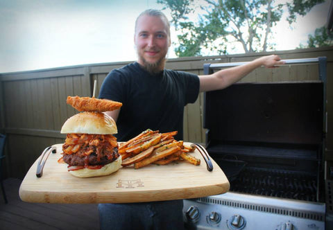 Canada's Best Burger Photo Contest